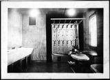 [Laundry room at Camp Lejeune, circa 1944.]