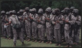 [United States Marine Corps recruits during basic training, 2004]