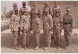 [Women marines in Fallujah, Iraq, circa 2007-2008]