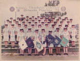 [Group photograph, Naval Training Center Orlando, Florida, 1973]