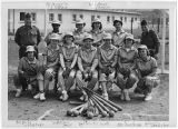 [WAC softball team, 1954]
