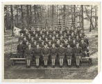 [WAC MP Detachment graduating class, 1945]