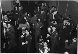 [WACs dancing with the troops, circa 1944]
