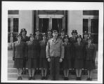 [WAC unit at Lowry Field,1943.]