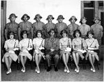[Denver Marine Recruiting Office staff, 1944]
