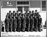 [Aviation mechanics class at Norman, O.K., 1943]