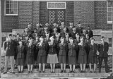 [Army Special Services School class, 1945]