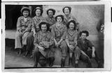 [WACs in fatigues, 1944]