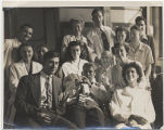 [Nurses and doctors, circa 1945]