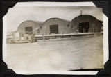 [Quonset hut post office, Tacloban, Philippines, 1945]