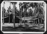 [Red Cross club at Guadalcanal, Solomon Islands, 1945]