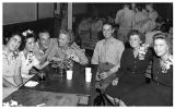 [Reunion of Duke graduates in Saipan, 1945]