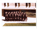 [Group photograph of Naval Reserve Unit, Commander in Chief Detachment 216, circa 1979]