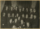 [Informal photograph of a group of WAVES members, 1943]