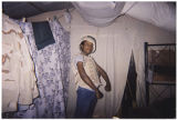 [Ingrid Ruffin in Alaska Small Shelter, 2003]
