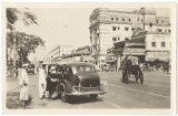 [Streets of Calcutta, circa 1946]