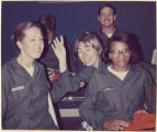 [Female OTS participants in fatigues, 1978]
