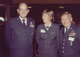 [Kathryn Wirkus at the Air Force Association convention, 1979]