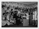 [Nurses at party, June 1967]