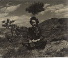 [Mary Cannon in Korea, 1952]