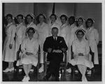 [Navy Nurse Corps indoctrination class, 1958]