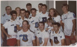 [Fifth Squadron in FIGMO shirts, 1978]