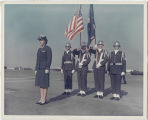 [Retirement ceremony of Elizabeth Ray, 1965]
