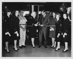 [Ribbon cutting at Fort Story, 1967]