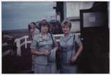 [WACs in uniform in Vietnam, circa 1968]