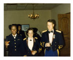 [Officer Basic Course graduation party, 1985]
