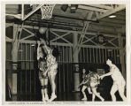 [All Marine Corps Championship basketball game, 1956]