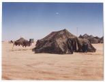 [Tents in Saudi Arabia, circa 1990]