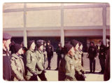 [Air Training Officers at Air Force Academy, Morning Drill, 1976]