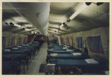 [Army evacuation hospital tent interior, Saudi Arabia, 1991]