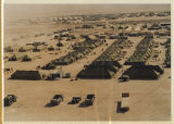 [View of U.S. Army Hospital camp, Saudi Arabia, 1991]