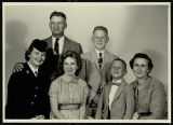 [Photograph M. Renee Sisk and family]