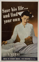 Save his life...and find your own [1943]