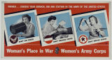 Woman's place in war: Women's Army Corps [1944]