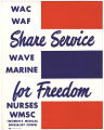 Share service for freedom [1951]