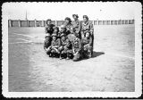 [Nurses softball team, circa 1945]