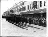 [Recruiting parade in Ft. Myers, Florida, 1943]