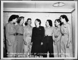 [WASP Jacqueline Cochran visits Ft. Myers, 1944]