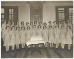 [Graduation photo of Cooks and Bakers Class XI, 1944]