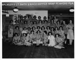 [WACs in group shot, Fort Myers, Florida]