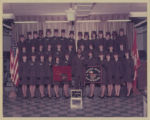 "[Elizabeth ""Betsy"" Blee and the Woman Officer Candidate Class; December 1975]"