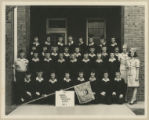"[Elizabeth ""Betsy"" Blee and the 36th Woman Officer Candidate Class]"