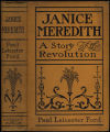 Janice Meredith : a story of the American revolution [binding]