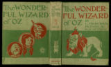 The wonderful Wizard of Oz [binding]
