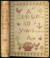 A girl's life eighty years ago : selections from the letters of Eliza Southgate Bowne [binding]