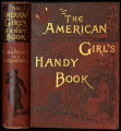 How to amuse yourself and others : the American girl's handy book [binding]